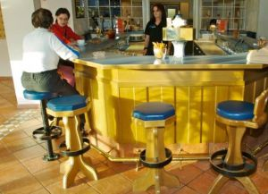 Edelweiss Hotel бар