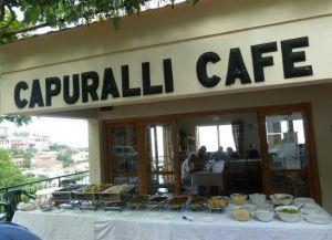 Capuralli Hotel кафе