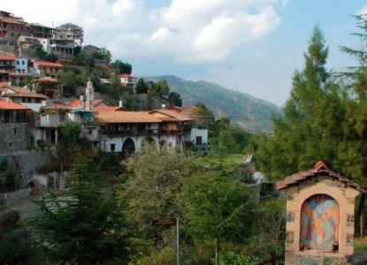 Горная деревня Калопанайотис