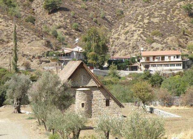 Церковь Панагии тис Подиту в Галате
