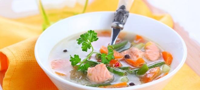 Zupa pstrągowa