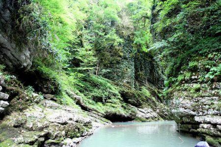 Tsandripsh, Abkhazia5