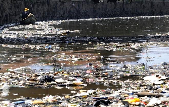 Цитарум - самая грязная река в мире