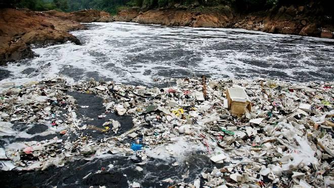 Экологическая катастрофа Цитарум