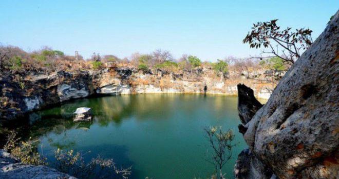 Озеро Очикото