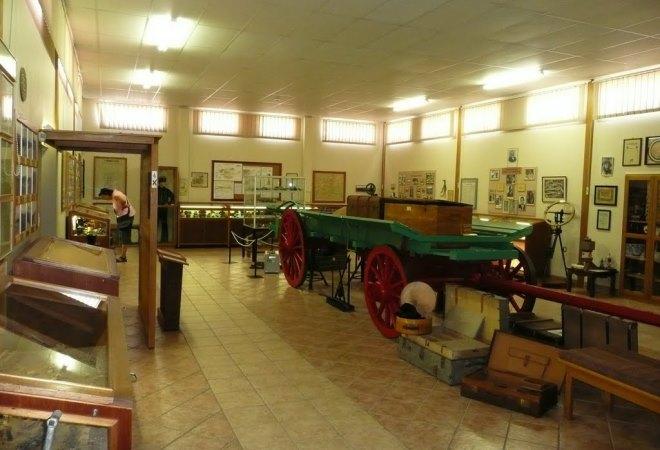 Городской музей Цумеба