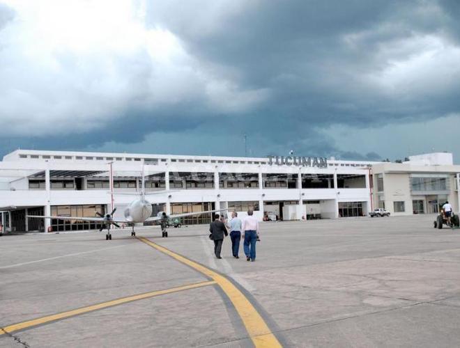 Аэропорт в Тукумане