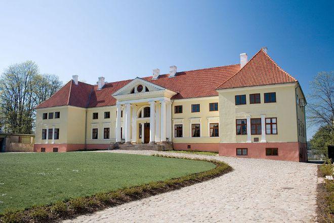 Замок Дурбе