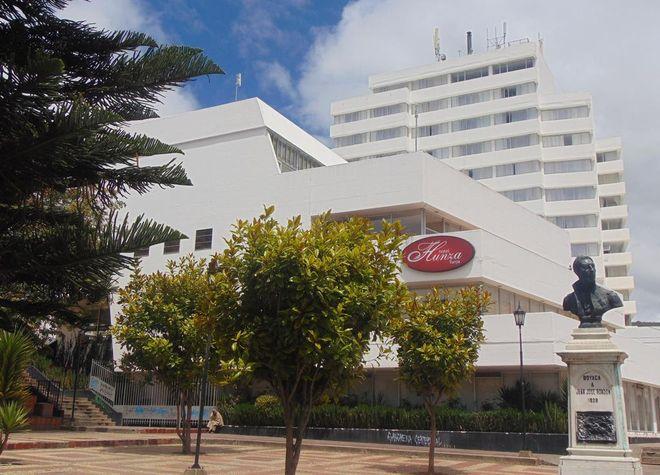 Отель Hunza, Тунха