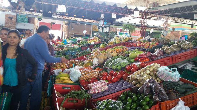Рынок Плаза-де-Меркадо-дель-Норте, Тунха