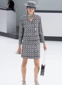 tweed obleka 1