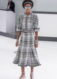 tweed obleka 2