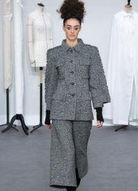 tweed obleka 18