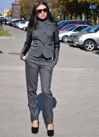 tweed hlače 11