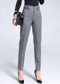 tweed hlače 3