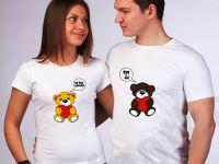 Seznanjene t-shirts za dva11