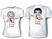 Seznanjene majice za dva14