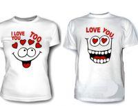 Seznanjene majice za dva15