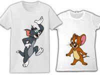 Seznanjene majice za 2
