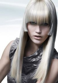врсте наглашавања на плавој коси 2