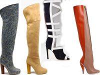 typy ženských obuvi1