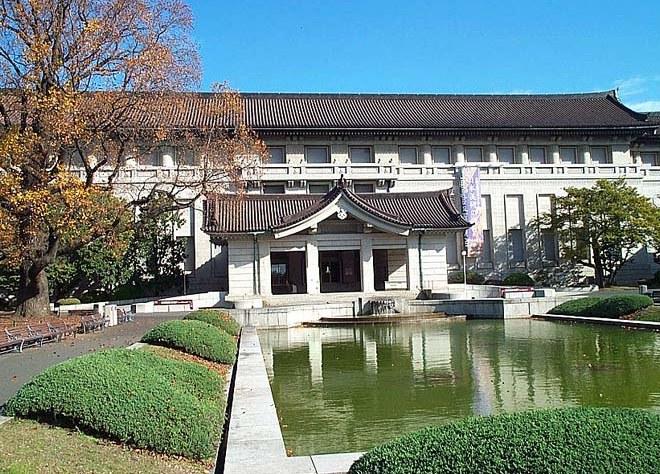 Музеи парка Уэно