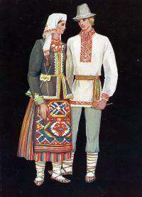 Ukrajinska narodna noša 4