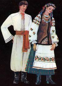 Ukrajinska narodna noša 5