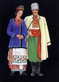 Ukrajinska narodna noša 6