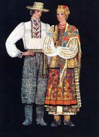 Ukrajinska narodna noša 7