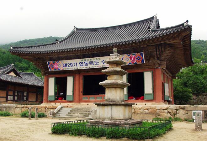 Храм Сеонамса