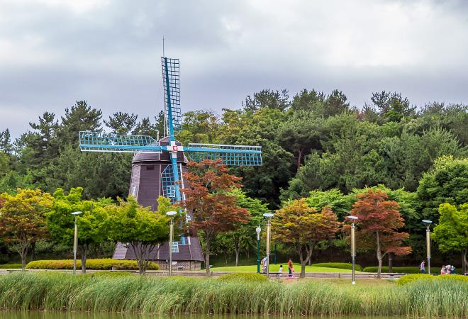 Большой парк Ульсана