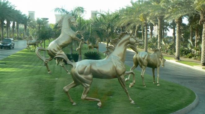 Верховая езда в Умм-аль-Кувейн