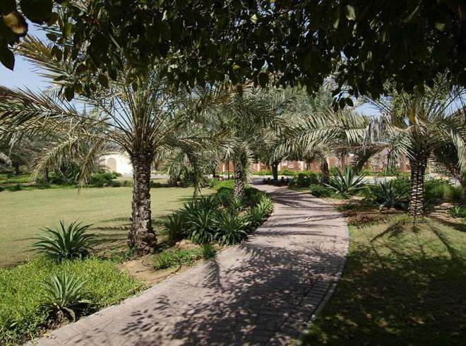 Семейный парк Al Mualla Garden Park