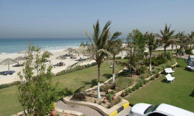 Курорт  Умм-аль-Кувейн