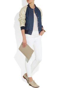 Univerzalna jakna bombažna jakna 8
