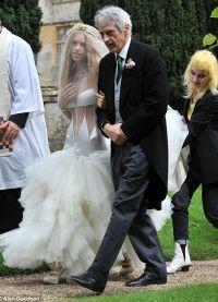 ekstravagantne poročne obleke 6