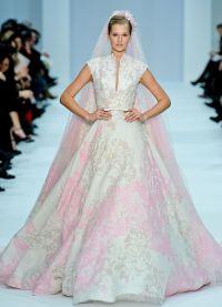 ekstravagantne poročne obleke 8