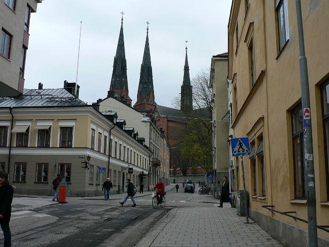 Мощеные улочки Старого Города