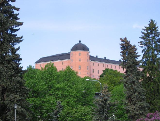 Уппсальский замок