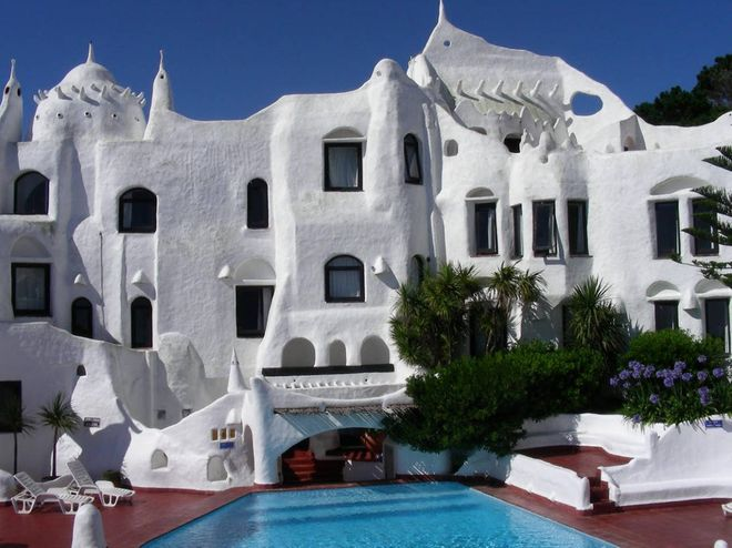 Дом Касапуэбло (Casa Pueblo)