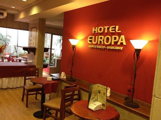 Отель 3 звезды Europa