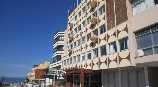 Отель 3 звезды Alhambra
