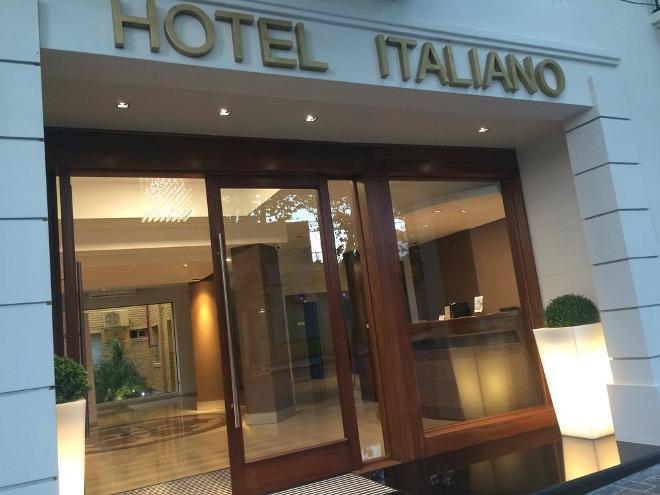 Отель 3 звезды Hotel Italiano