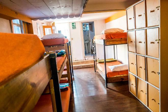 Хостел B&B Hostel