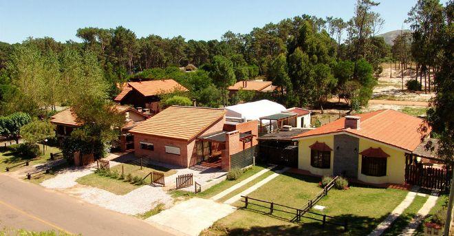 Отель 2 звезды Cabañas Piriápolis