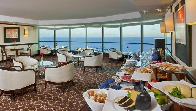 Отель 5 звезд Sheraton Montevideo Hotel