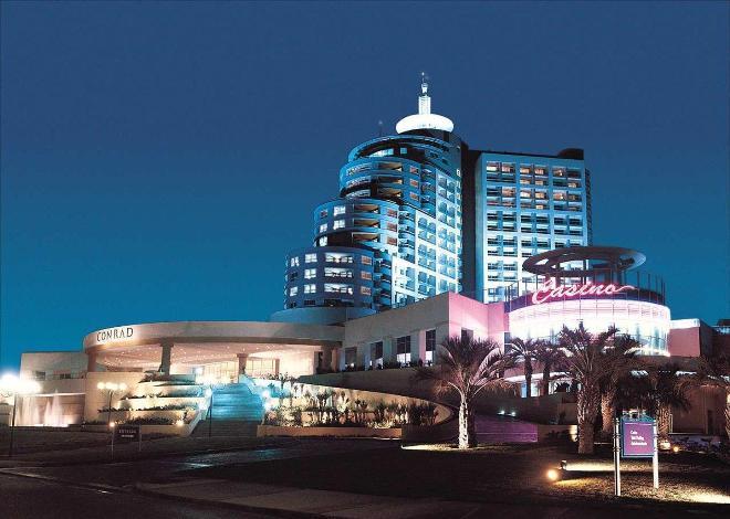 Отель 5 звезд Отель Conrad Punta Del Este Resort & Casino