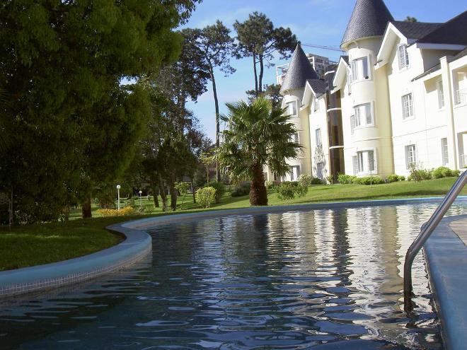 Отель 5 звезд Отель Parque Hotel Jean Clevers