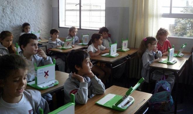 Уроки в уругвайских школах